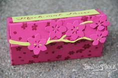 KreativStanz Jahr voller Farben Stempelset und Thinlits Aus jeder Jahreszeit von Stampin' Up! Mach mal Pause Box Asiatisch Blumen #stampinup #makeabreak http://kreativstanz.bastelblogs.de/