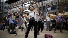 Japão respeita os idosos