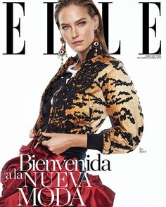 @barrefaeli y olé. Tercera portada de nuestra 'cover girl' para suscriptoras. (Fotos: @xavigordo / Realización @inmajimenezelle. Ayudante de estilismo @danielagtzgzz. Maquillaje y peluquería @vickymarcosg para @diormakeup y @ghdspain) A la venta el 21 de febrero #barisback #barrefaeli #portada2 #2 #nuevamoda  via ELLE SPAIN MAGAZINE OFFICIAL INSTAGRAM - Fashion Campaigns  Haute Couture  Advertising  Editorial Photography  Magazine Cover Designs  Supermodels  Runway Models