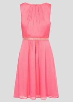 Haljina s bisernim remenom - Crvena i roza Summer Dresses, Formal Dresses, Denim, Galaxy Wallpaper, Fashion, Dresses For Formal, Moda, Summer Sundresses, Formal Gowns
