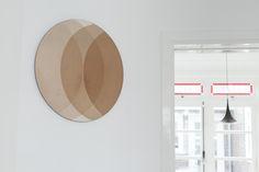 Lex Pott & David Derksen mirror in my home | Enigheid