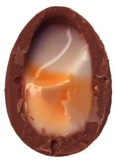O.K. if you don't know what this is you never had a British childhood.   What is it.  It is a Cadbury Chocolate Easter Egg.