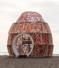 Architectural pavilions – whether permanent or pop-up – allow architects to experiment with materials, passions and concepts