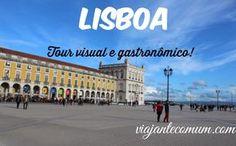 Lisboa para ver e para comer!