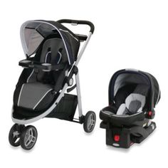 Graco® Modes Sport™ Click Connect™ Travel System in Lunar Rock - BedBathandBeyond.com