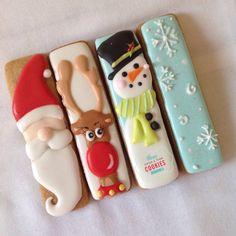 Christmas Cookie Sticks. Lebkuken .