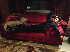 Harry Shum jr Magnus Bane BTS Shadowhunters season 2