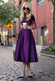 Trend alert: de midi rok - Mode - Vrouwelijk - Style Today www.styletoday.be