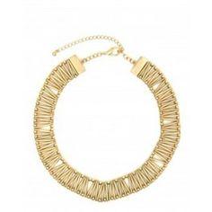 Toni Gold Necklace