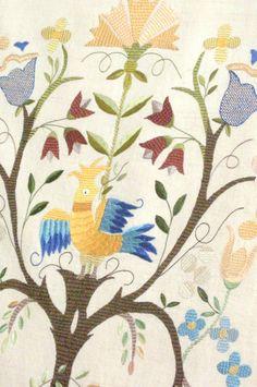 Castelo Branco Embroidery - Exhibit at APPCDM
