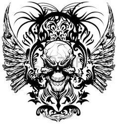 black and white tattoo designs - Google Search