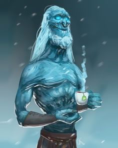 ArtStation - Winter is coming...With Milk and Honey, Corey Smith