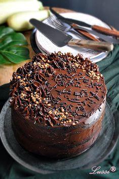 Lussi`s World of Artcraft: Супер шоколадова торта с тиквички / Chocolate Zucchini Cake