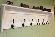 diy coat rack - Google Search