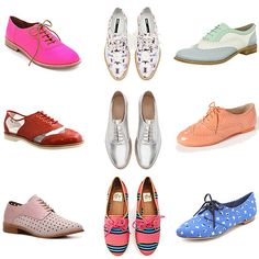 Oxfords for days #love