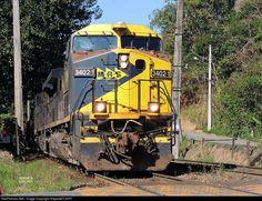RailPictures.Net Photo: MRS 3402-1 MRS Logistica GE AC44i at Mendes RJ, Brazil by ViajanteFLA!!!!!!