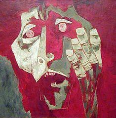 Obra de Oswaldo Guayasamin