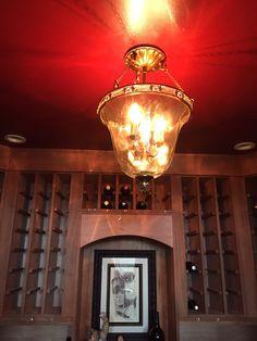 Wine Cellar Tampa Tampa Florida, Wine Cellar, Chandelier, Ceiling Lights, Lighting, Home Decor, Homemade Home Decor, Candelabra, Light Fixtures