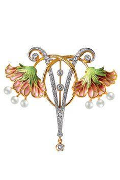 Moda España >> Firma del mes >> Bagués Masriera, alta joyería Art Nouveau  Nuevas