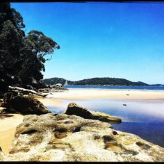 Mackerel beach this is paradise. You can only get here by boat or hike. #soulomotion #soultravels #outdoorgirl #adventuregirl #soulolution #mindful