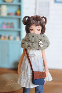 Ruruko Morning soft winter. by wimukt on Etsy