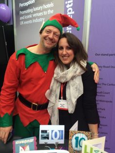 Perfecting the #Elfie with Annie from Mash Media #Perception10 #office2014