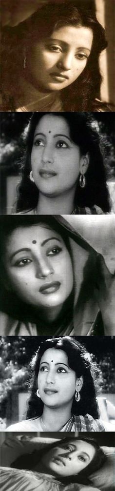 Suchitra Sen, the symbol of the golden age of Bengali cinema