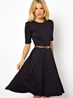 Don't miss out on the best sales of the weekend, including 20 percent off this midi dress