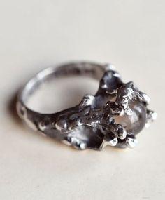 Crystal Ball Eternal ring