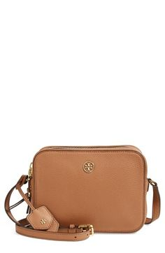 84e37590dc5 robinson crossbody bag   tory burch Beige Shoulder Bags