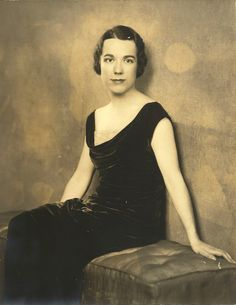Katharine Dunlop Bond, wife of China's Wings main character, William Langhorne Bond. Her love held his life together through nearly two decades of war, 1937-1949
