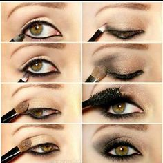 Easy Go Eye Makeup Tutorial