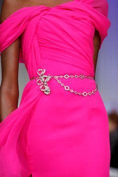 Love hot pink