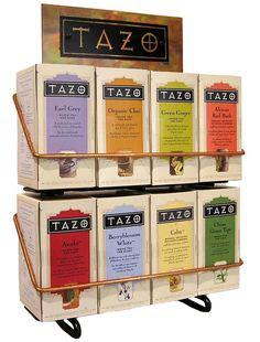 Tazo Tea, I love tea so this is a great gift