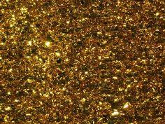 Endless Gold Glitter