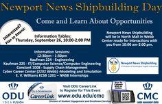 Newport News Shipbuilding Day