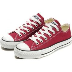 882b2fa973ab Converse Shoes Burgundy Chuck Taylor All Star Classic Womens Mens Canvas Lo  Sneakers -   dxsneaker