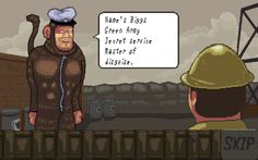 Рецензия на игру Super Trench Attack! - VGblogs.ru