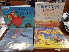 ND Librarian: February 22nd Story Hour: Dragons