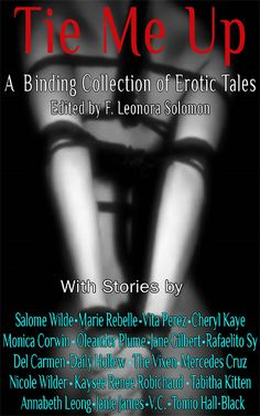 Tie Me Up A Binding Collection Of Erotic Tales