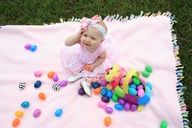 #baby #easter #photography