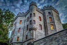 The Glehn Castle by Henry  on 500px. ~The Glehn Castle (Estonian: Glehni loss, also Mustamäe Manor, German: Hohenhaupt) is a castle on the hillside of Nõmme, part of Tallinn, Estonia