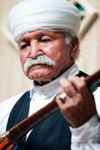 Mr. gholamhosein samandarian Master dotar player