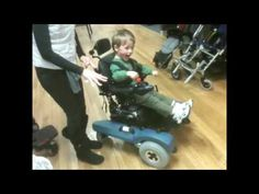 Here's a video of Dane test driving his new lease on life. Unfortunately he was denied by MA.