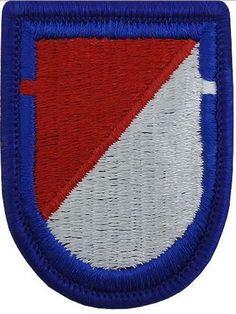 1st Squadron, 73rd Cavalry Regiment Beret Flash