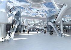 New Passenger Terminal And Masterplan Zagreb Airport In Croatia