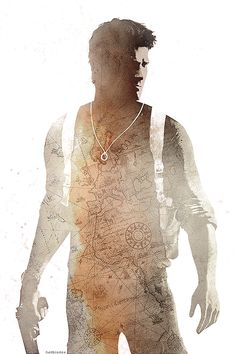 hellbladee:  Uncharted: The Nathan Drake Collection. | Discover the man. Uncover a legend.