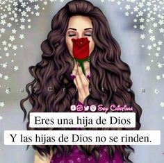 Christian Love, Christian Quotes, Self Love Quotes, Quotes About God, Cute Phrases, Gods Strength, Christ In Me, Spanish Woman, Biblical Inspiration