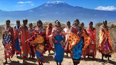 Masaai women