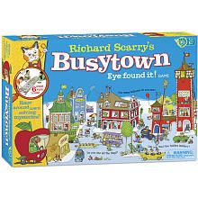 Richard Scarry Busytown Board Game